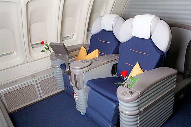 4 étoiles Lufthansa