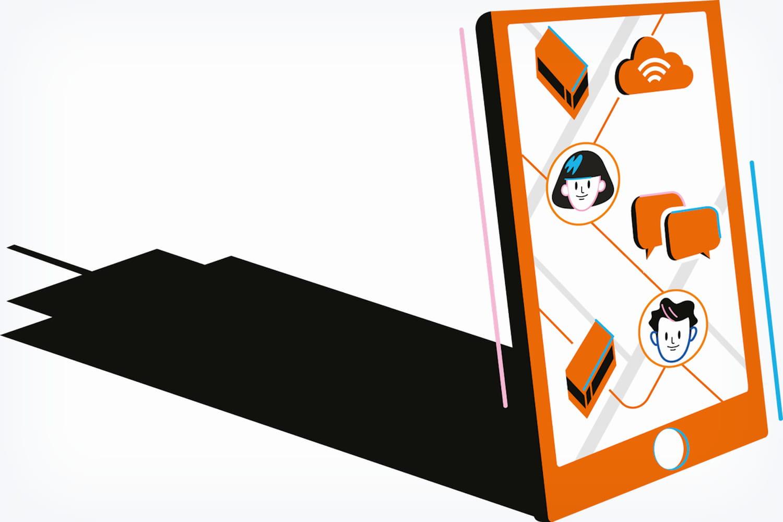 Avec la D2D, Orange transforme les smartphones en relais IoT