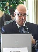 l'expert mauro israel a animé les ateliers de la sécurité.