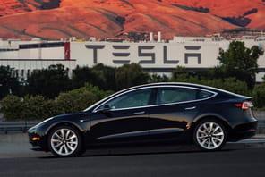 Tesla: la Model 3a six ans d'avance, reconnaissent des concurrents