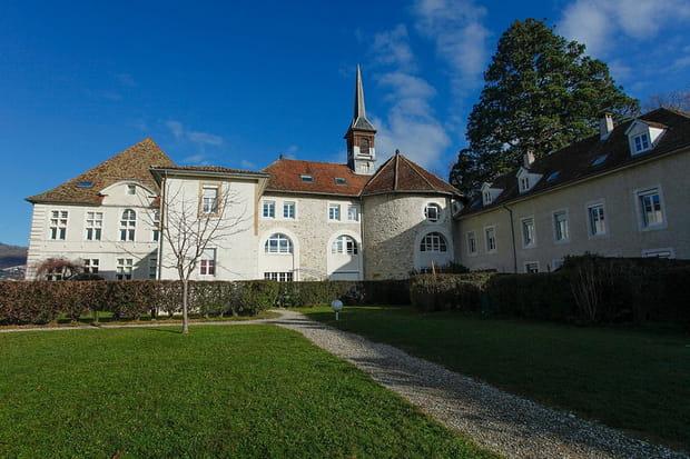 Un ancien couvent en Pays Voironnais...