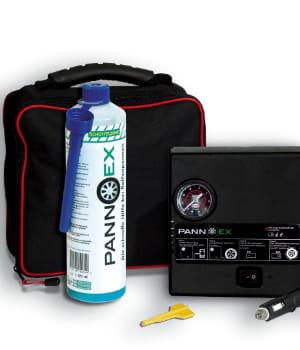 pannex est le premier mastic de réparation de pneus a être biodégradable.