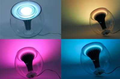 les lampes philips living colors
