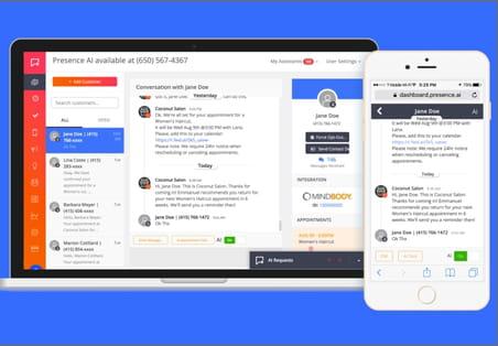 Presence AI, une IA française qui prend le contre-pied de Google Duplex