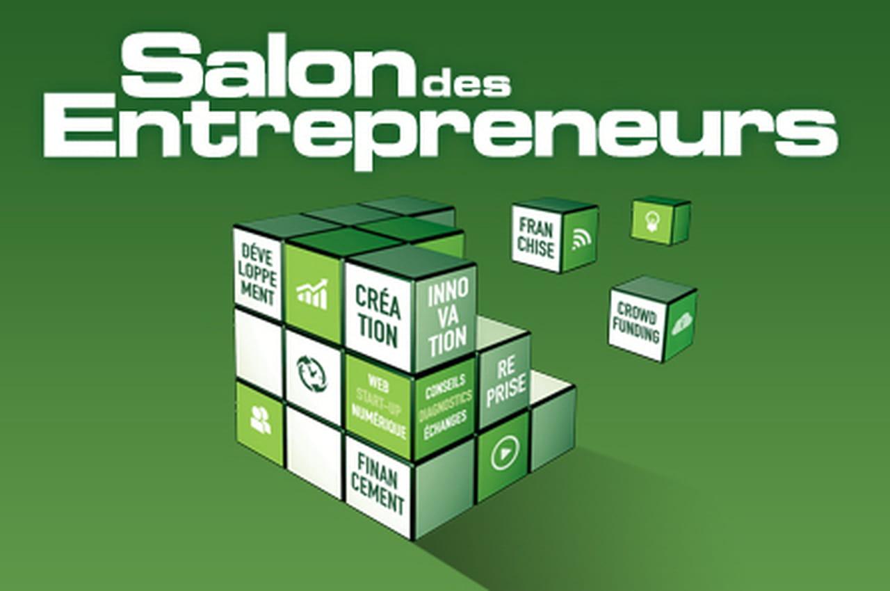 Le salon des entrepreneurs pr sent nantes les 25 et 26 for Le salon qui parle nantes