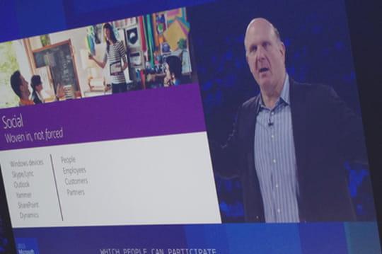 Microsoft: une réorganisation pour passer à l'ère post-PC