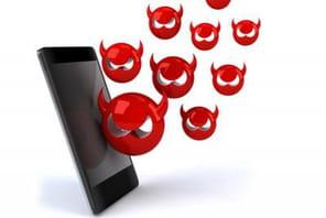 Smartphones: les attaques de malware en hausse de 614%