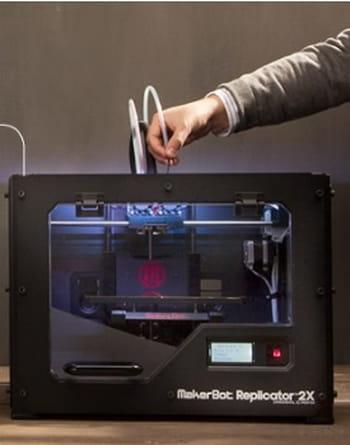 makerbot, fabricant d'imprimantes 3d