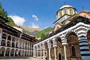 une vue de bulgarie.