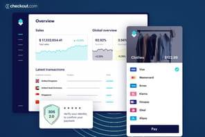 Checkout.com lève 450millions de dollars et se valorise 15milliards