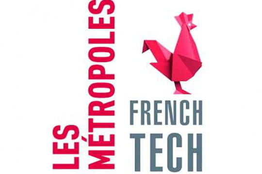 """Découvrez les neuf premières métropoles labellisées """"French Tech"""""""