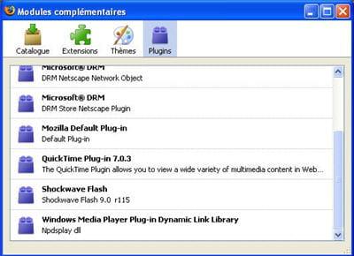 une option utile pour désactiver un plugin suite à une alerte de sécurité.