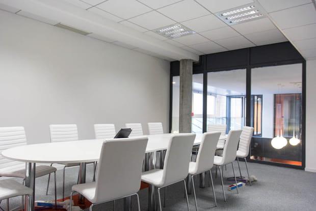 6 salles de réunion