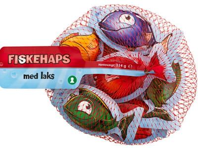 les snacks de poisson pour enfants de bornholms.