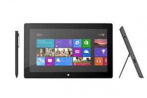 Tablette Windows 8 : la Surface Pro coûtera 900 dollars