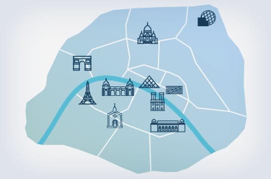 Habiter près des plus beaux monuments de Paris, combien ça coûte?