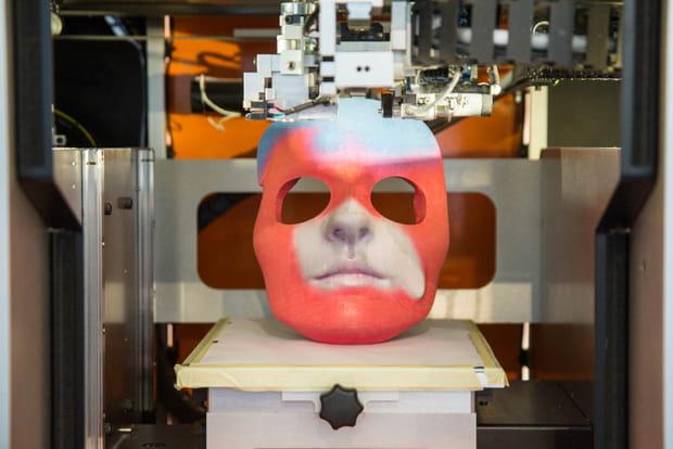 Imprimante couleur 3D