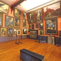 le musée gustave moreau, à paris.
