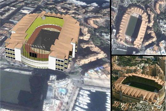 Stade Louis II de Monaco