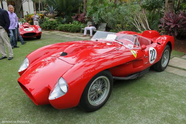 La 250 Testa Rossa de 1958
