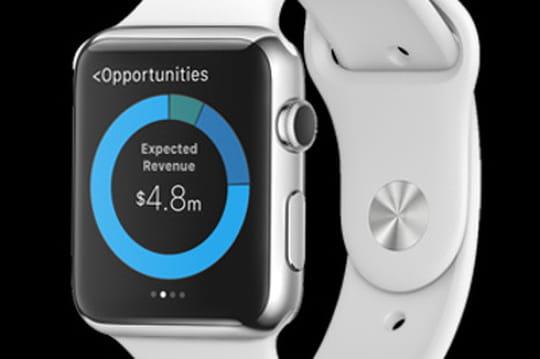 15 applications Apple Watch pour lespros