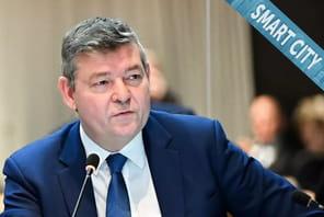 """Eric Legale (Issy-les-Moulineaux):""""Issy-les-Moulineaux repositionne sa politique smart city sur la lutte contre le changement climatique"""""""