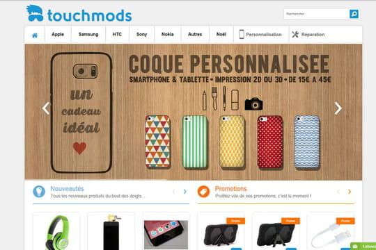 Confidentiel : TouchMods lève 500000 euros et lance un outil de dropshipping pour les e-commerçants