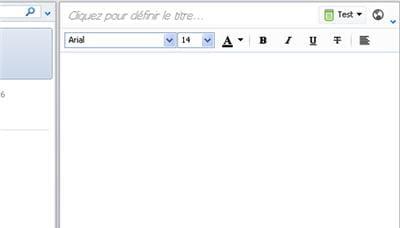 copie d'écran du logiciel proposé par l'éditeur dans son tutoriel.