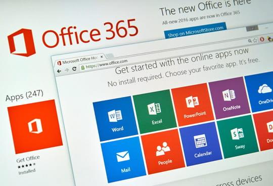 50% des organisations françaises ont adopté Office 365... et 32% G Suite
