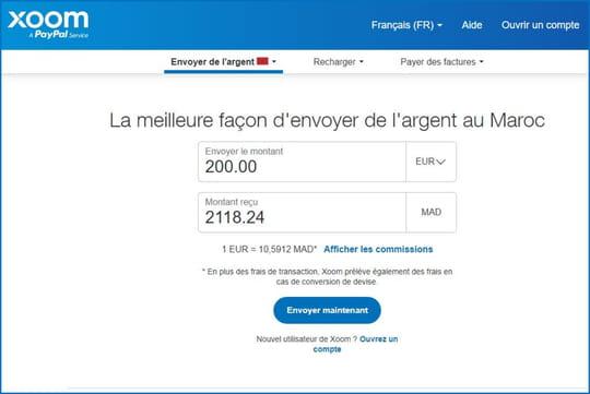 PayPal lance son service de transfert d'argent en Europe