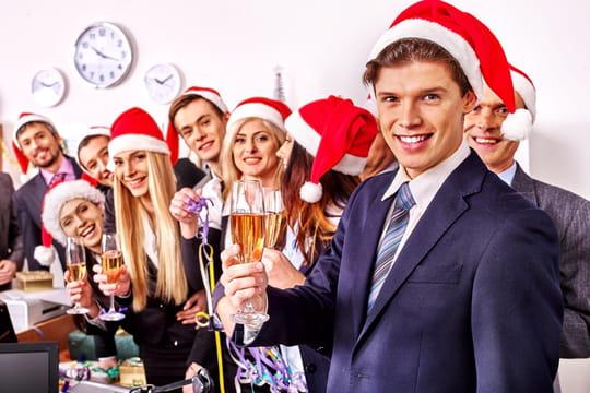 Ce qu'il ne faut jamais faire pendant la soirée de Noël de votre entreprise