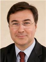 olivier klein, président du directoire de la caisse d'epargne rhône-alpes