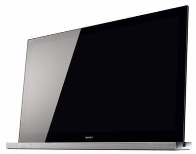 le nouveau design 'monolithe' des téléviseurs haut de gamme (nx800) de sony