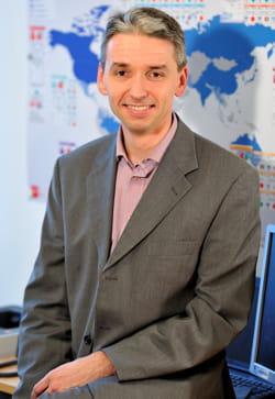 philippe koechlin, responsable des médias digitaux chez total.