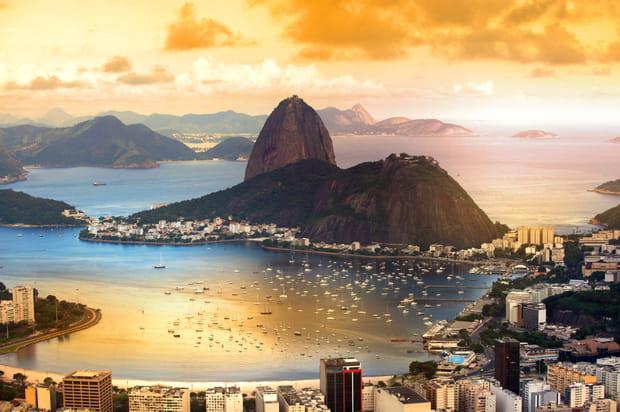 15e : Rio de Janeiro, Brésil, 104,58 £ (135,64 €)