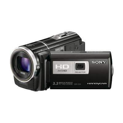 la caméra sony pj10e