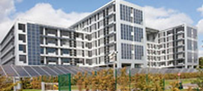 Green Office, le nouveau siège à énergie positive de Steria France