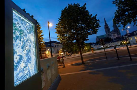 Comment Chartres devient une smart city grâce à son réseau électrique