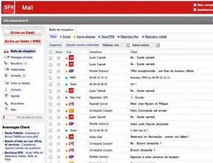 webmail de sfr