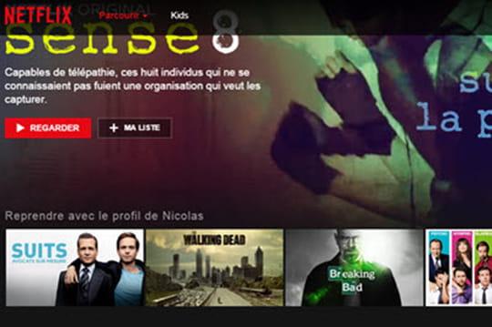 Netflix : un CA en hausse de 20% et près du double de nouveaux abonnés recrutés