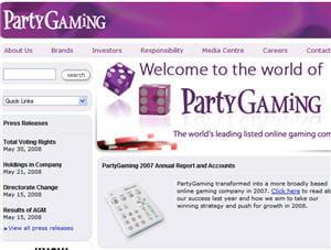 partygaming, le propriétaire d'empire online