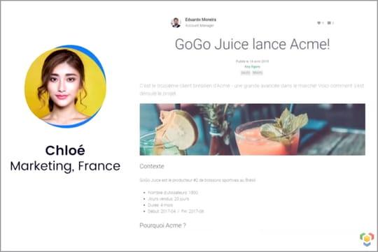 Le français LumApps lève 70millions de dollars pour unifier la digital workplace