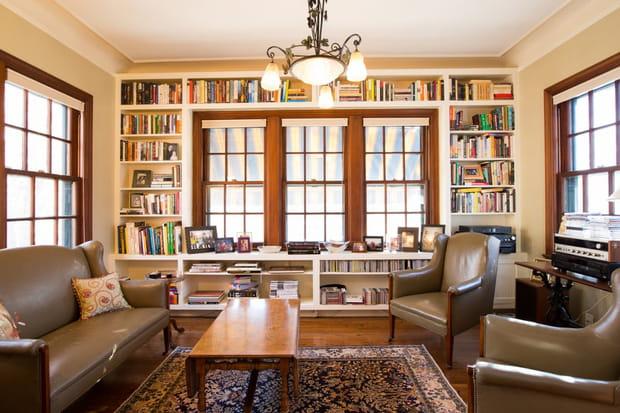 Un lieu pour les férus de lecture