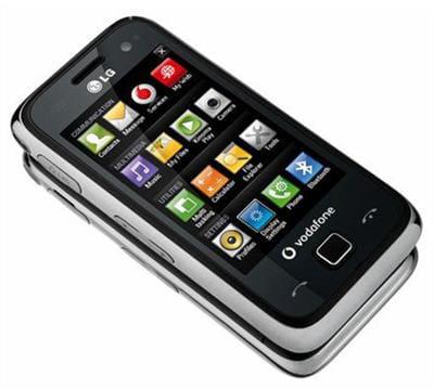 l'un des premiers téléphone sous windows mobile 6.5