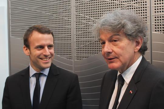 Qui est Thierry Breton, possible ministre du Numérique?