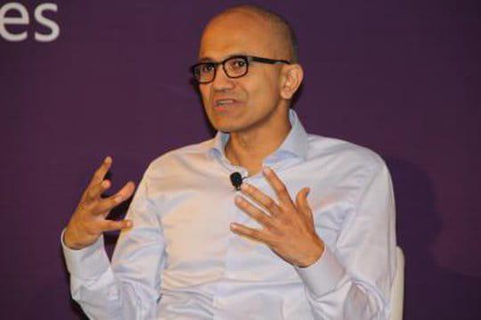 Microsoft va investir 83 millions d'euros dans les start-up françaises