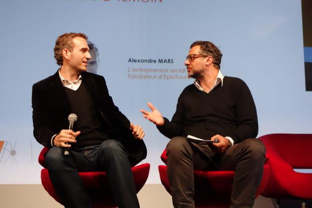 Alexandre Mars, le businessmann philantrope