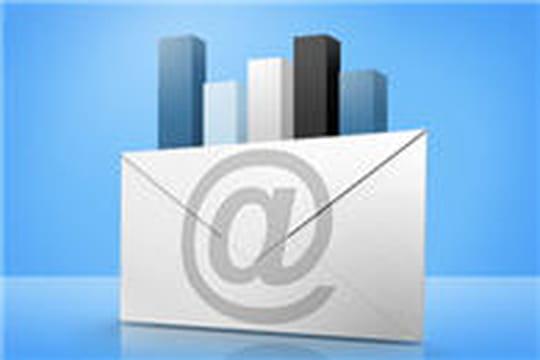 Un e-mail commercial sur six en Europe n'atteint jamais son destinataire