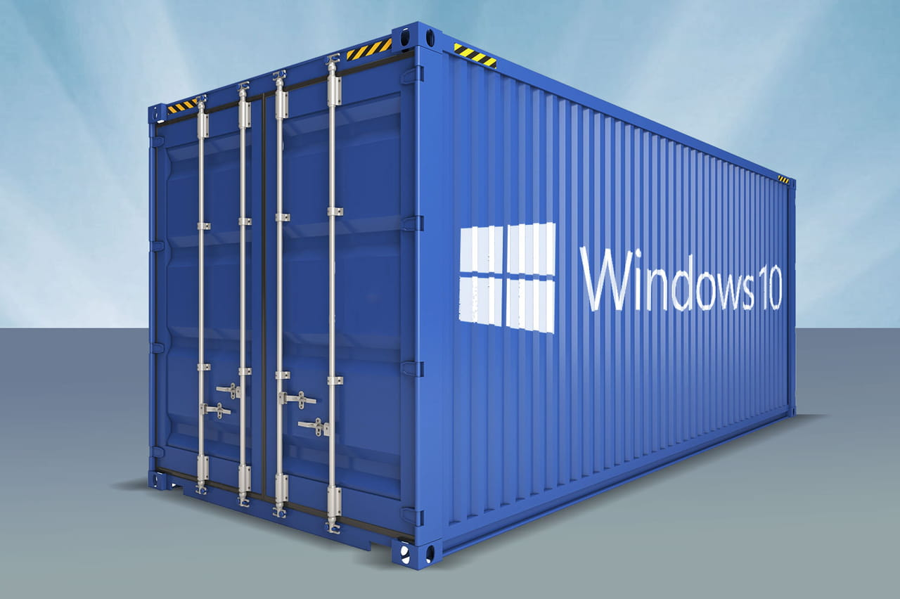 Les containers la prochaine grande mutation de windows 10 for Isoler un container
