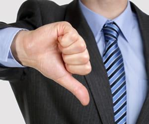 trouvez la manière adaptée pour refuser une candidature.
